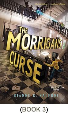 Morrigan's Curse by Dianne Salerni
