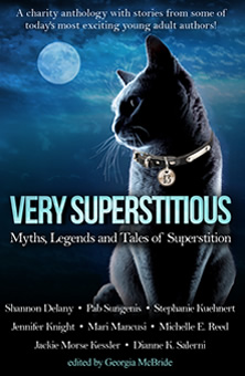 Very Superstitioius with Dianne Salerni