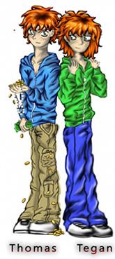 Thomas and Tegan