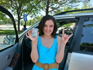 Gabbey drivers license