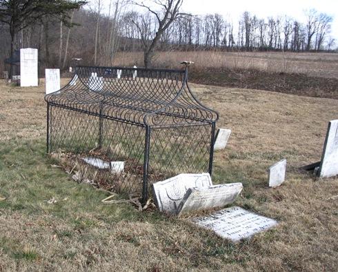 Asenath Thomas grave