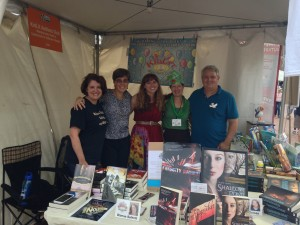 KLAC Baltimore Book Festival 2014