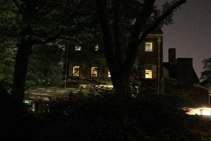 City  Tavern Ghost Tour