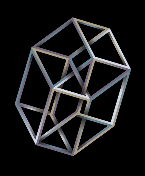 how to understand a tesseract
