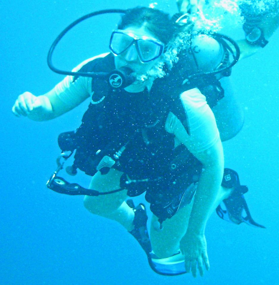 Dianne Diving
