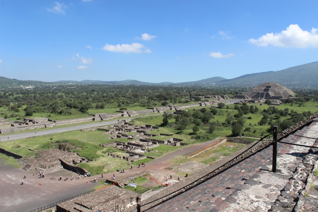 A Historical Look at Teotihuacan