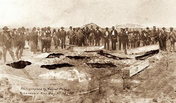 Serial Killers on the Prairie
