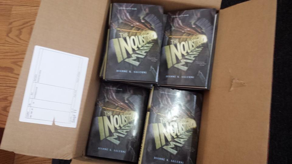TIM author copies
