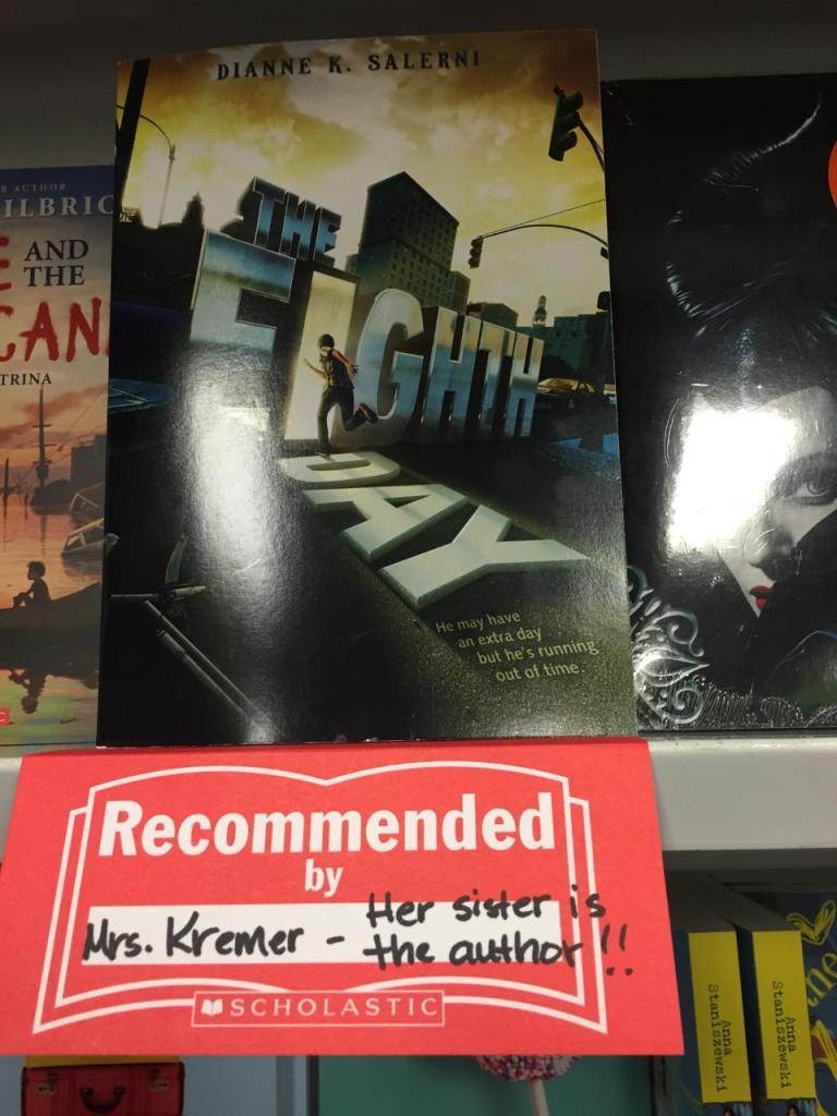 Mrs Kremer recommendation