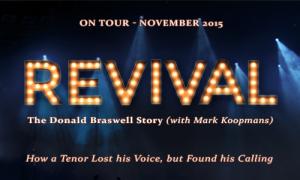REVIVAL - Blog Tour Banner
