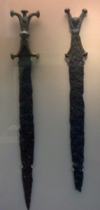 Celtic swords