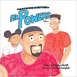 Mr Powers cover