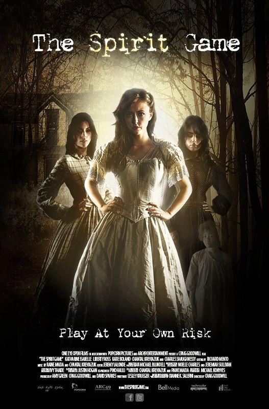 The Spirit Game film poster, book written by Dianne Salerni