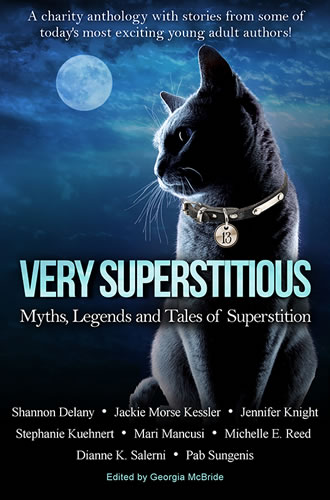 Very Superstitious by Dianne Salerni